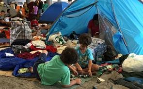 The Refugee Crisis and EU Strategy