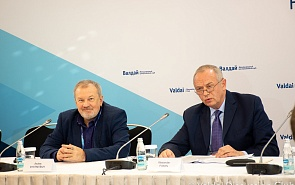 Photo Gallery: Meeting of the Valdai Club Middle East Conference Participants with Alexander Fomin
