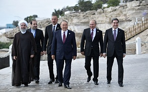 The Caspian Sea Is a Sea of Cooperation, Not Competition