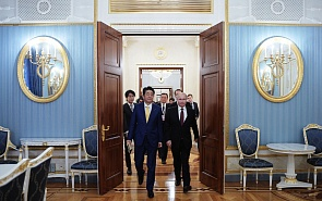 Abe-Putin Summit in Moscow: No Sensations, Moderation Prevails