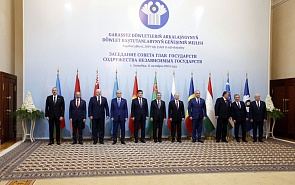 CIS and the Eurasian Integration Processes