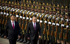 Are China and Russia Partnering to Create an Axis?
