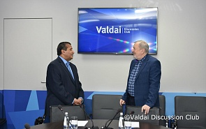 Photo Gallery: Valdai Discussion Club and Yemen International Affair's Center Sign a Cooperation Agreement