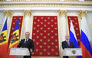 The Current Status of Russia-Moldova Relations