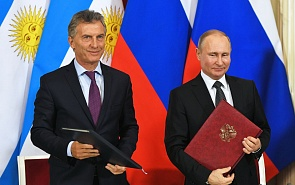 President of Argentina in Moscow: Re-Routing Bilateral Relations