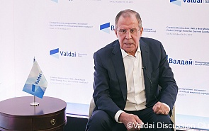 Sergei Lavrov to Valdai Club: Anti-Russian Hysteria in the United States Is a Reflection of its Internal Political Struggle