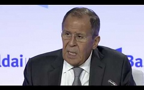 Middle East in the General Context of Russia's Policy. Session 6 of the 16th Annual Meeting of the Valdai Discussion Club