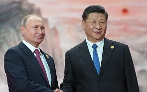 SCO and Strategic Partnership between China and Russia