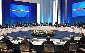 SCO Summit: Towards Regional Integration and New World Order