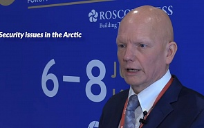 Tero Vauraste: The Arctic Security Issues Come to the Agenda