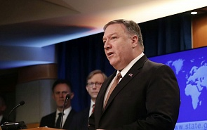 US-Iran: Games that Pompeo Plays
