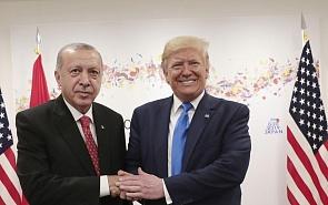 US Sanctions Against Turkey: Zero Escalation