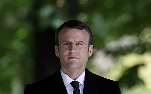 Macron and French National Interests