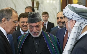 Afghanistan at a Crossroads and Russia's Interests