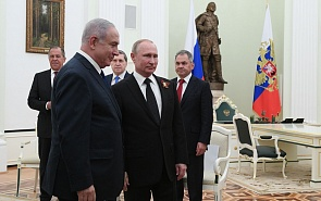 Russia and the Israel-Iran Сonflict