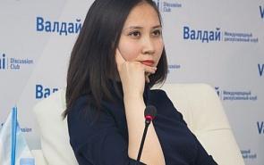 Nailya Almukhamedova