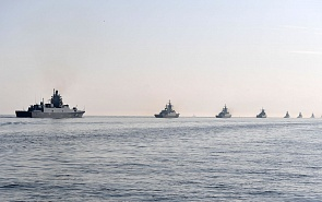 Iran-Russia-China Naval Drill: Another Piece of the Geopolitical Puzzle