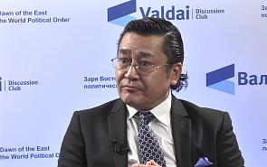Nelson Wong on Global Economy and China's Development
