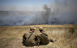 Will the Golan Heights Be Trump's Height?