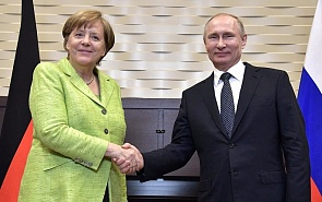 Putin-Merkel Talks in Sochi: Status Quo Is the Best Option