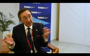 Teruo Asada on Russian-Japanese Cooperation in the Far East