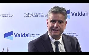Hasan Basri Yalçın on the International Position of Turkey