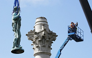 The Statue Removal Polemics in the US: How to Debate History without Erasing It