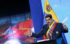 No Spit on the Stone: Revising the Sanctions against Venezuela?