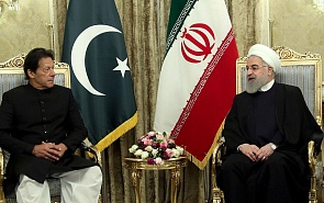 Iran and Pakistan: Expanding Trade Relations and Confronting Terrorism