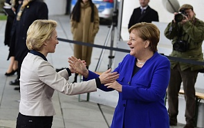 European Autonomy Under Germany