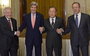 Geneva II: The International Community's Last Stand?