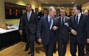 European Dimension of Russia's Foreign Policy