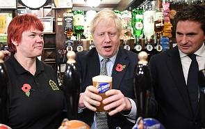 Britain at Crossroads: the Post-Election Scenarios