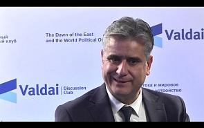 Hasan Basri Yalçın on Turkish Foreign Policy