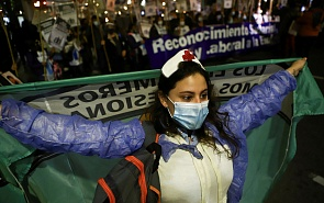 Pandemic Challenges: Perspectives From Latin America