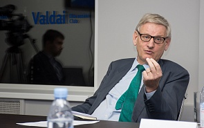 Round Table With Carl Bildt, Former Prime Minister of Sweden