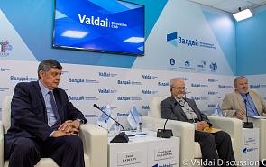 Third Russia-Iran Dialogue
