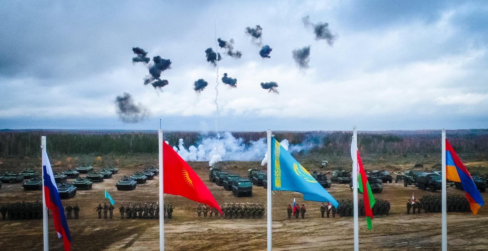 Zentralasien und Eurasien nach dem Fall von Kabul