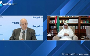 Dialogue Within Dialogue. Special Session of the Valdai Club Middle East Conference (in English)