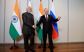 India and Russia in a Changing World