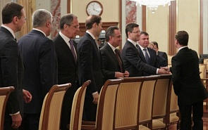 New Russian Cabinet Will Have to Become a Team