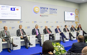 Photo Gallery: SPIEF-2019. Is the Media a Participant or an Observer in Global Conflicts?