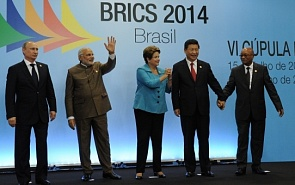 The G7 and the BRICS in the Post-Crimea World Order