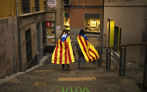 No Way Back: Catalonia Referendum Opens Pandora's Box