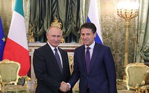 Italy-EU Budget Crisis: Will Russia Help the Italian Economy?