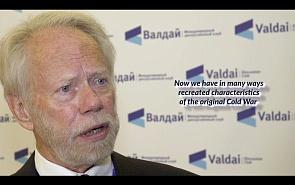 Robert Legvold on Euro-Atlantic Security