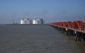 Consequences of Cooperation Between Russia and China in the Global Natural Gas Market