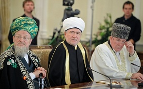 All is Not Quiet in Russian Islam