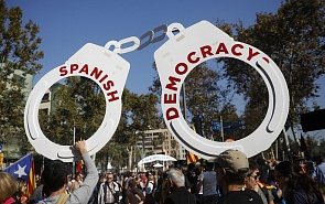 Catalonia Unilaterally Declares Independence Amid Deep Divisions