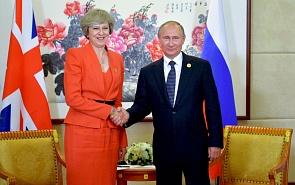 Russia-United Kingdom Relations